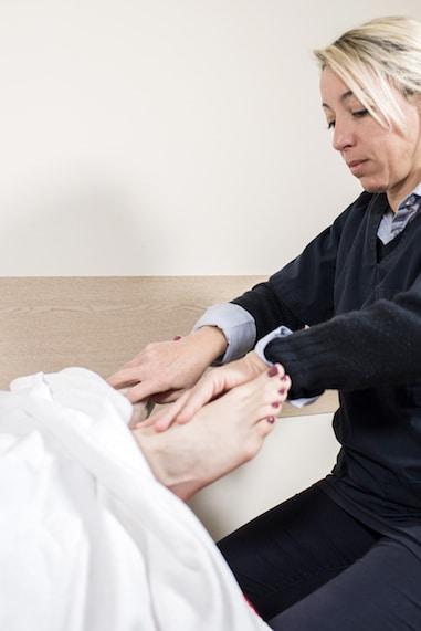 Riflessoterapia dal Piede centro polispecialistico pacini
